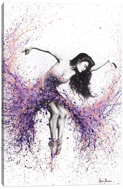 The Last Coral Dance Canvas Art Print