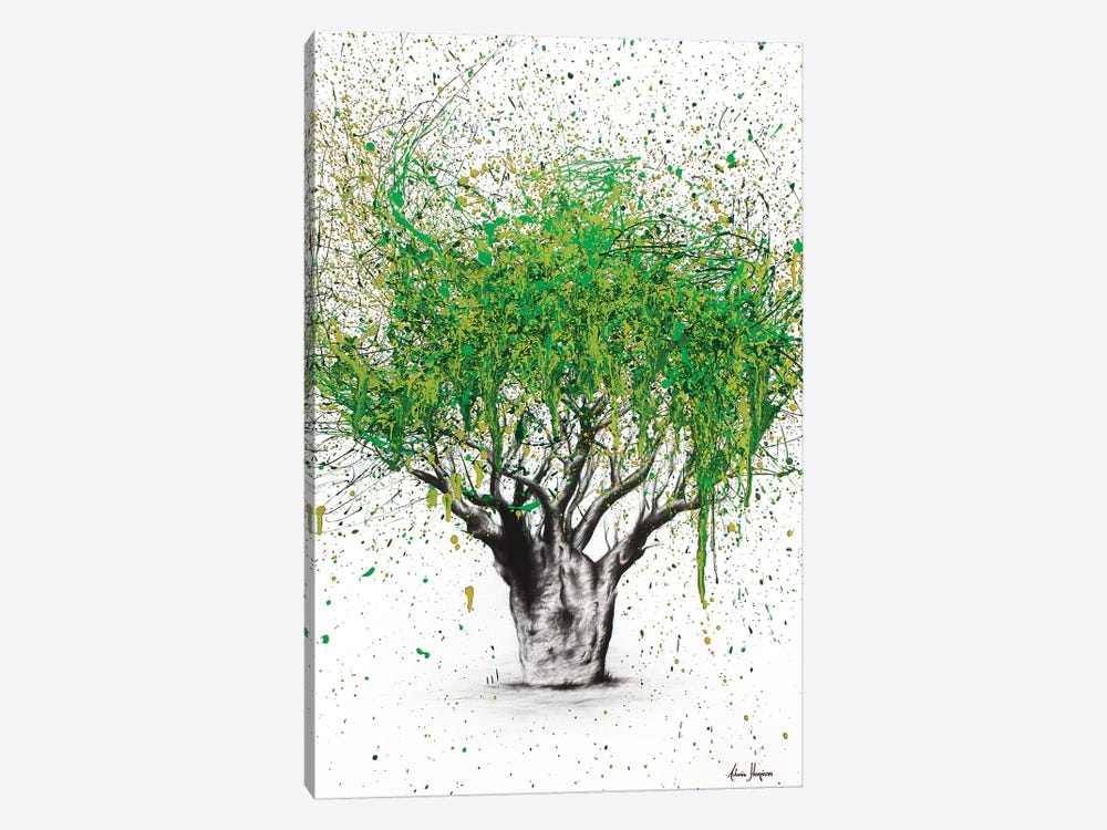 The Secret Boab by Ashvin Harrison 1-piece Art Print