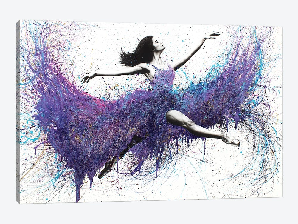 The Strength Within by Ashvin Harrison 1-piece Canvas Art