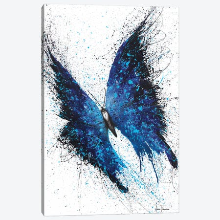 Tropical Wings Canvas Print #VIN117} by Ashvin Harrison Canvas Artwork