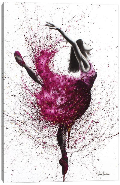 Ballet Wines Canvas Art Print