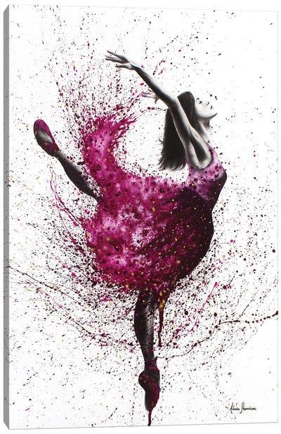 Ballet Wines Canvas Art Print