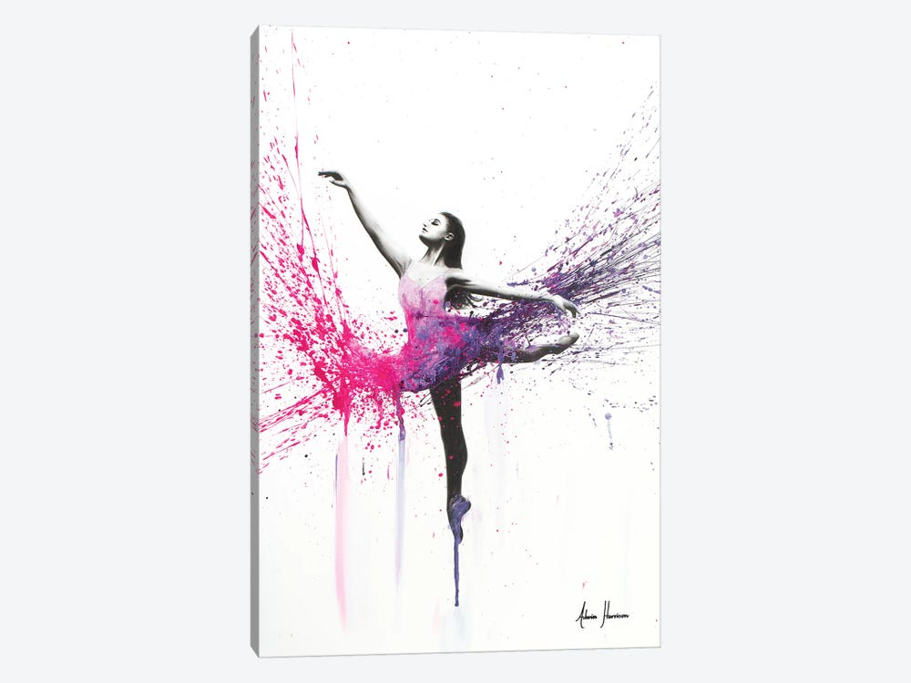 You Thought About Me by Ashvin Harrison 1-piece Canvas Wall Art