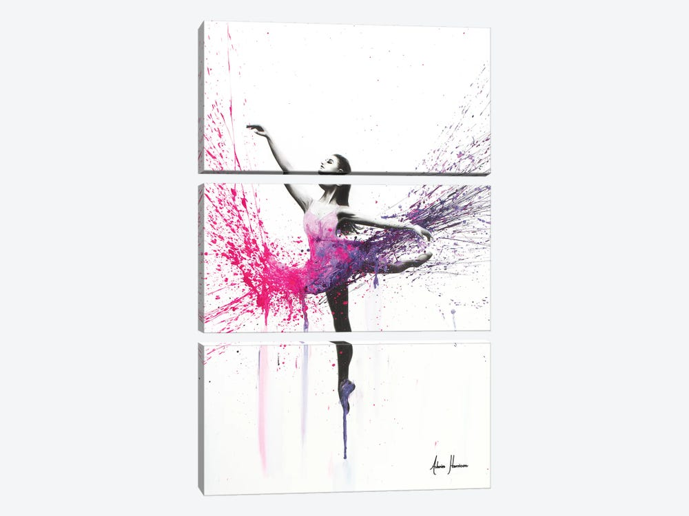 You Thought About Me by Ashvin Harrison 3-piece Canvas Art