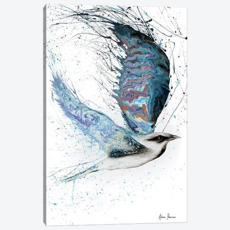 Proud Traveller Canvas Print #VIN135} by Ashvin Harrison Canvas Artwork