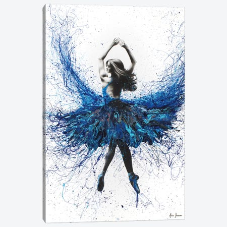 York Crystal Dance Canvas Print #VIN138} by Ashvin Harrison Canvas Art Print
