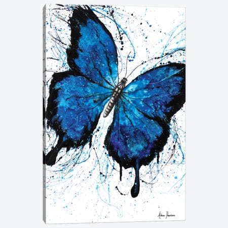 Beach Butterfly Canvas Print #VIN139} by Ashvin Harrison Canvas Print