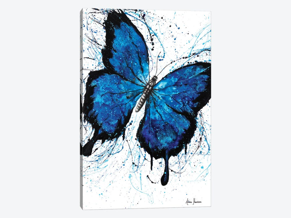Beach Butterfly 1-piece Art Print