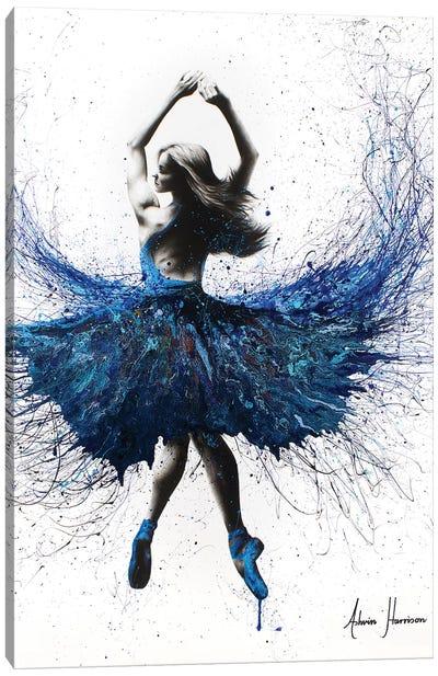 Bolshoi Crystal Dancer Canvas Art Print