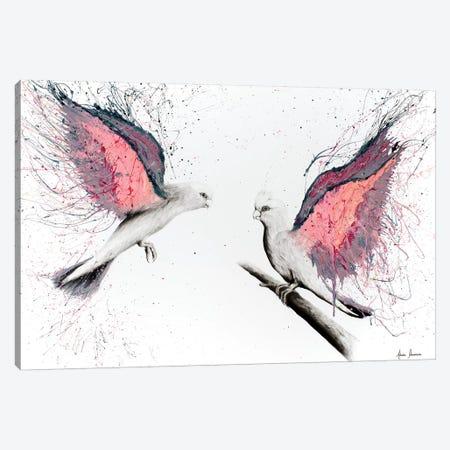 Love For Life Canvas Print #VIN147} by Ashvin Harrison Art Print