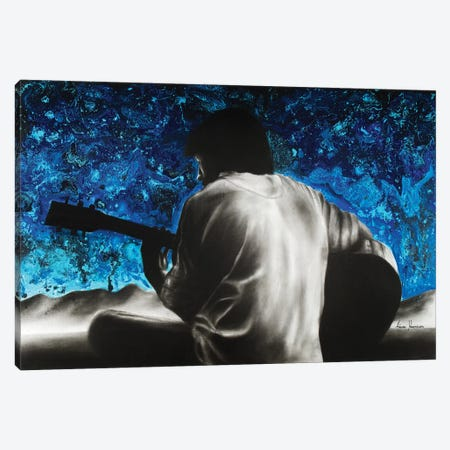 Symphony Of One 3-Piece Canvas #VIN159} by Ashvin Harrison Canvas Print
