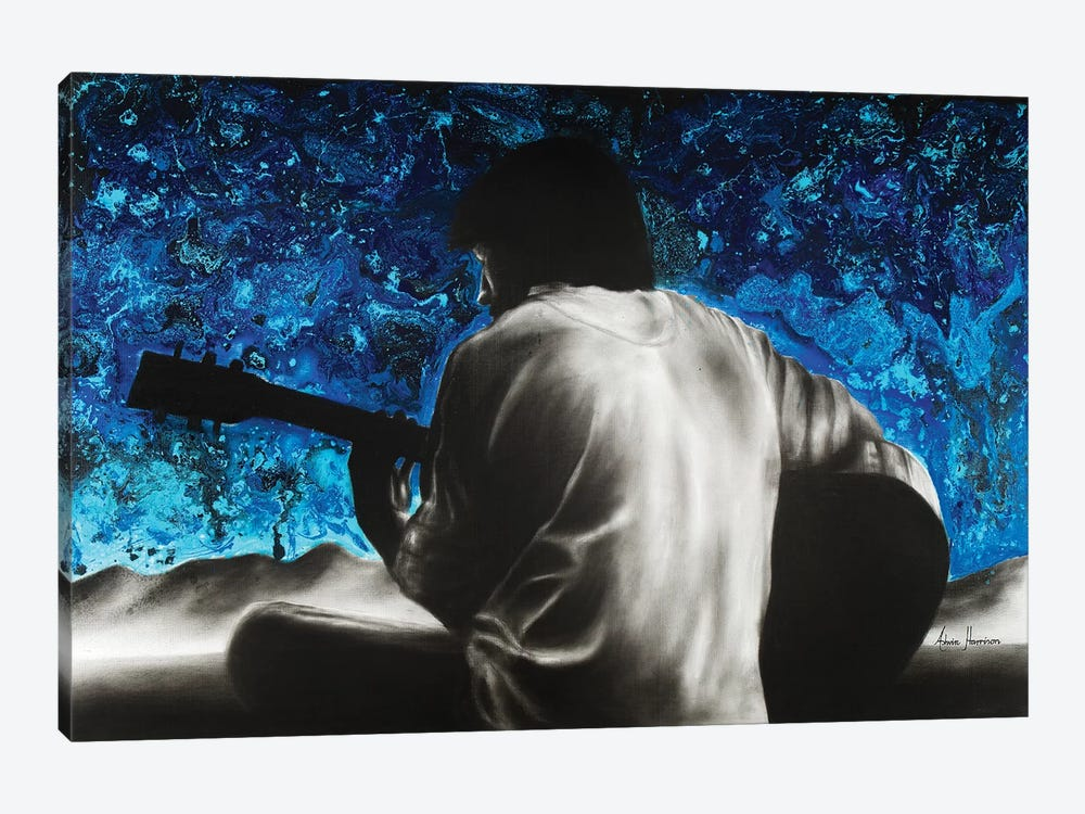 Symphony Of One by Ashvin Harrison 1-piece Canvas Art Print