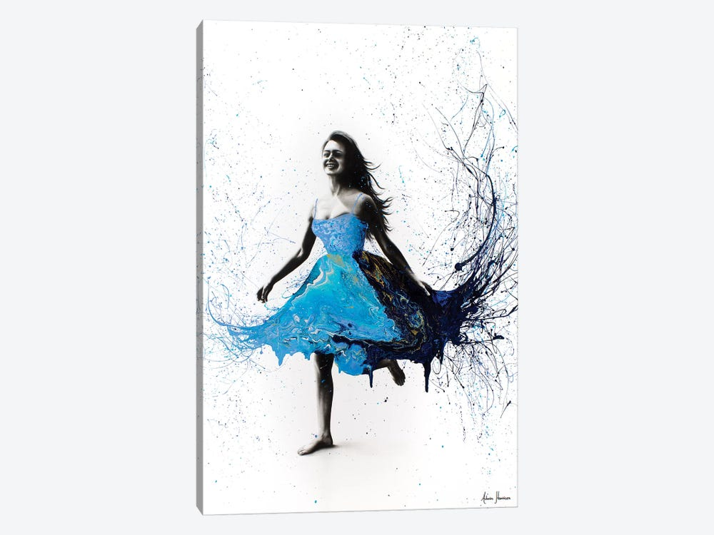 Take The Ocean With You by Ashvin Harrison 1-piece Canvas Artwork