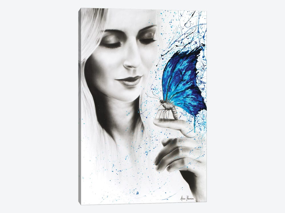 Taken With You by Ashvin Harrison 1-piece Canvas Print