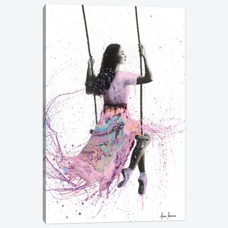 You Want Your Freedom Canvas Print #VIN165} by Ashvin Harrison Canvas Print