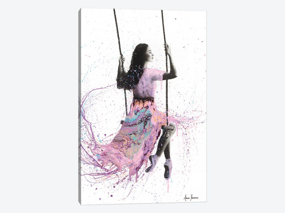 You Want Your Freedom by Ashvin Harrison 1-piece Canvas Artwork