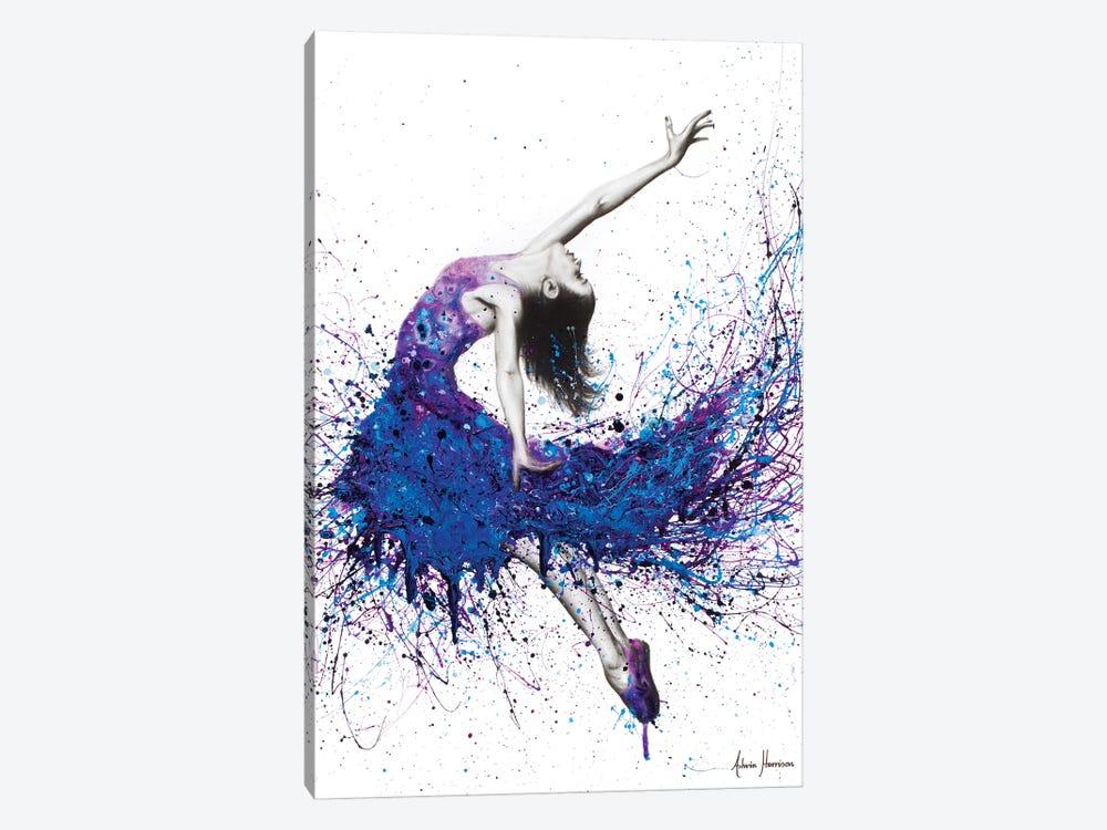 Evening Sky Dancer by Ashvin Harrison 1-piece Canvas Art Print