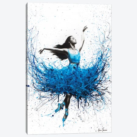 Oceanum Ballet Canvas Print #VIN176} by Ashvin Harrison Canvas Wall Art
