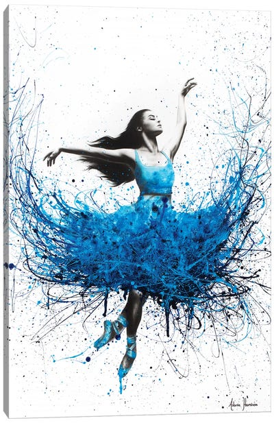 Oceanum Ballet Canvas Art Print