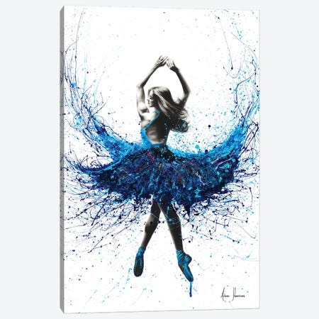 Bristol Dancer Canvas Print #VIN183} by Ashvin Harrison Canvas Art