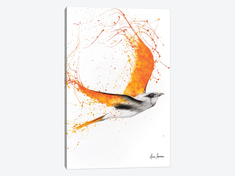 Citrus Wings 1-piece Art Print