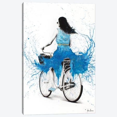 Easy Sunday Morning Canvas Print #VIN186} by Ashvin Harrison Art Print