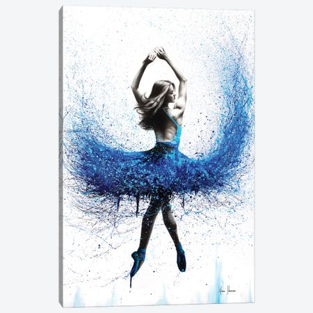 Fortuna Sonata Canvas Print #VIN189} by Ashvin Harrison Canvas Artwork