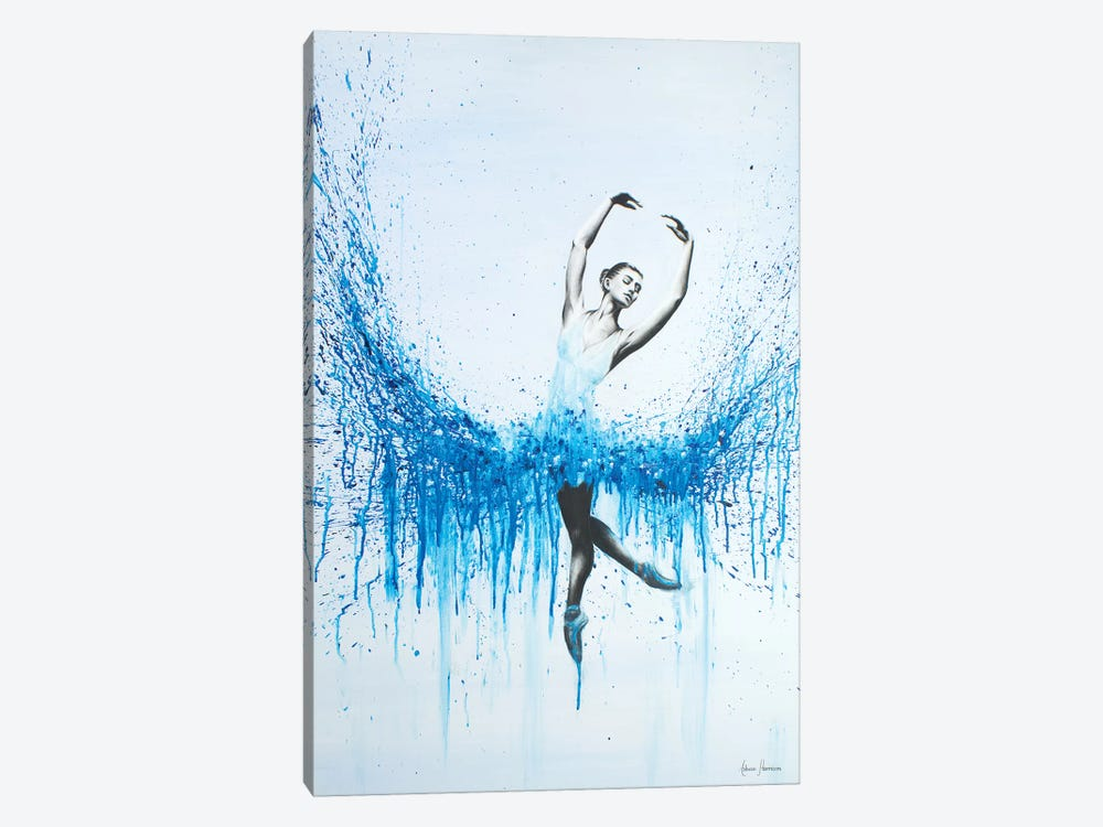 Dance Until Raining 1-piece Canvas Print