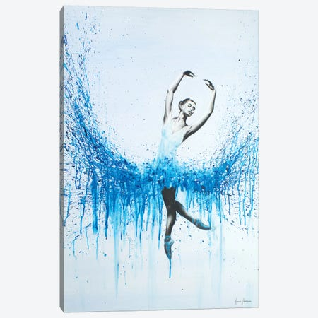 Dance Until Raining Canvas Print #VIN19} by Ashvin Harrison Canvas Art