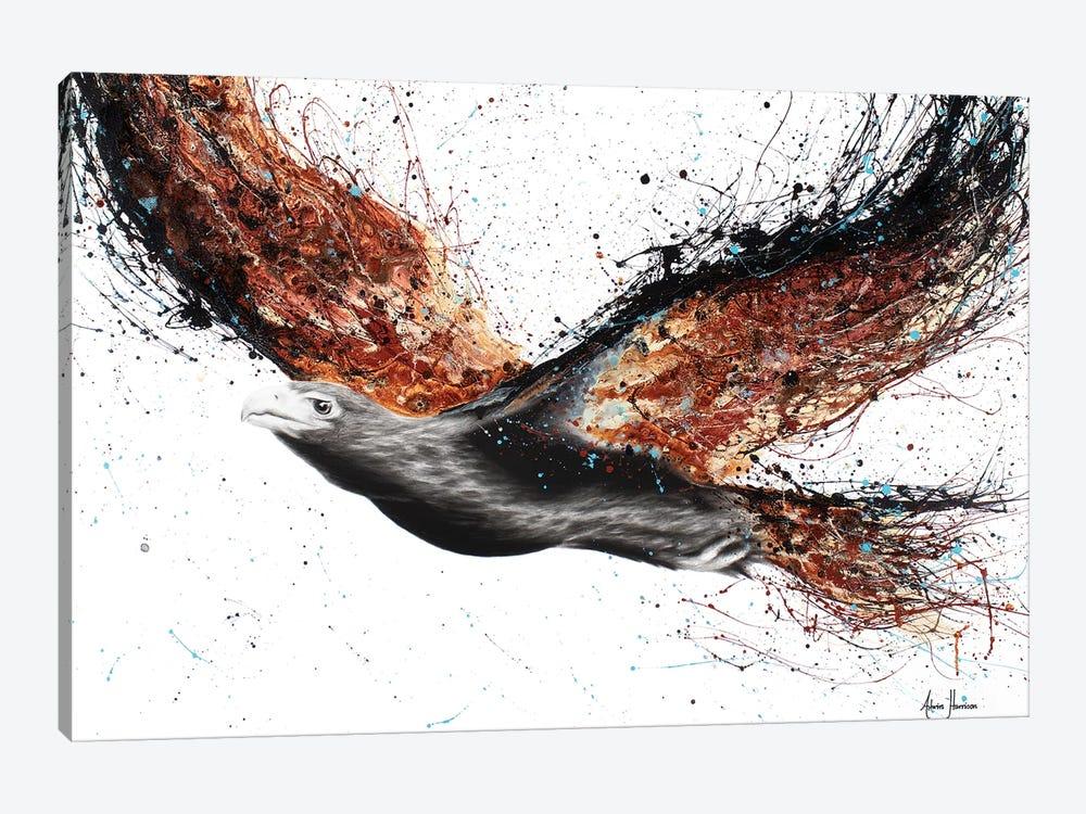 Western Eagle Whew by Ashvin Harrison 1-piece Canvas Wall Art