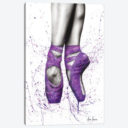 A Soft Night Canvas Print #VIN205} by Ashvin Harrison Canvas Artwork