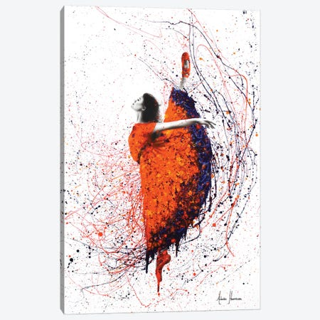 Amsterdam Dance Canvas Print #VIN206} by Ashvin Harrison Canvas Wall Art