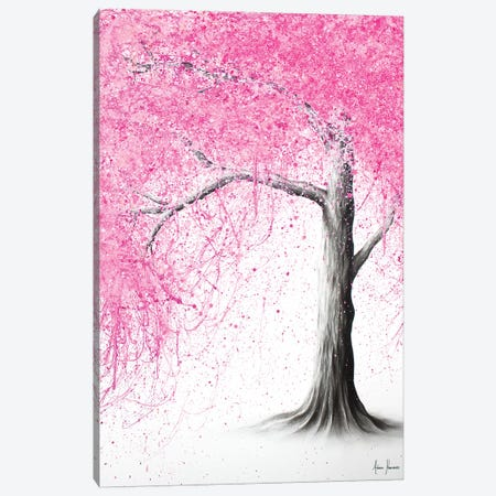 Crown Blossom Canvas Print #VIN208} by Ashvin Harrison Canvas Print