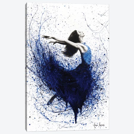 Deep Sea Dancer Canvas Print #VIN209} by Ashvin Harrison Canvas Art Print