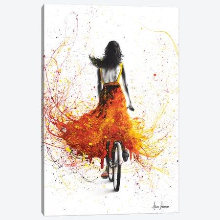 Finding Flames Canvas Print #VIN210} by Ashvin Harrison Canvas Art