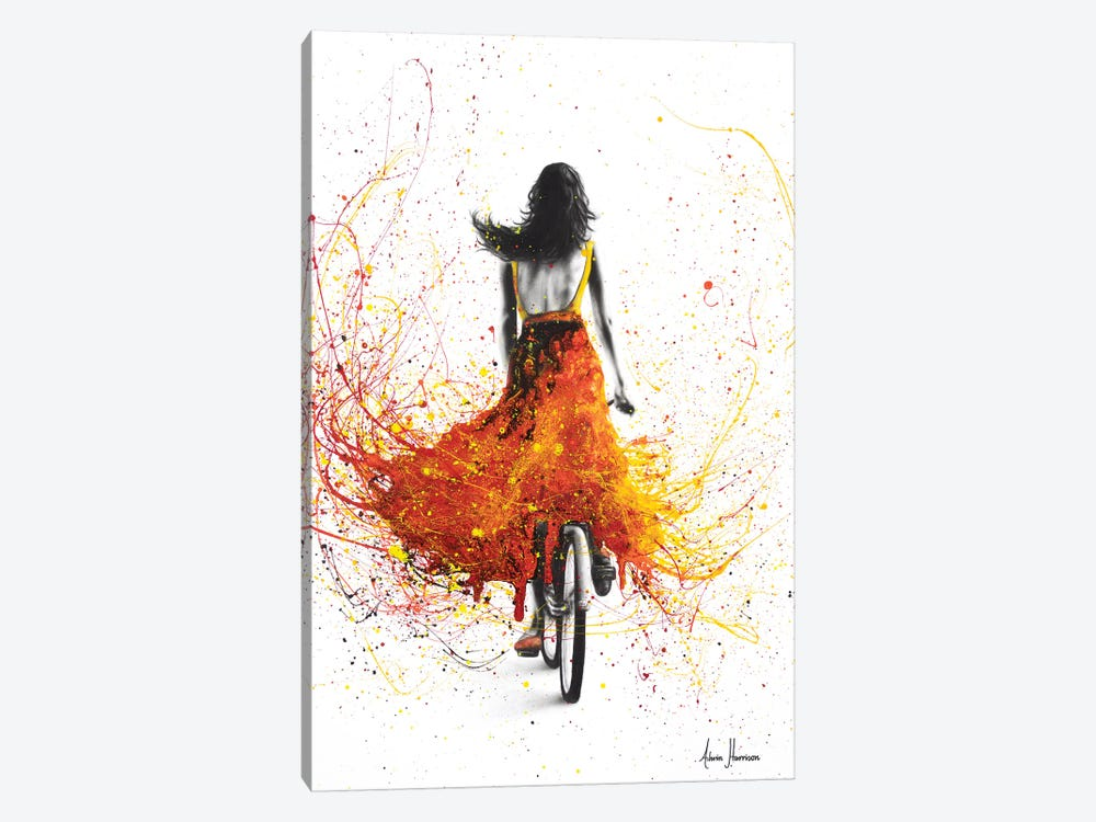 Finding Flames by Ashvin Harrison 1-piece Canvas Wall Art
