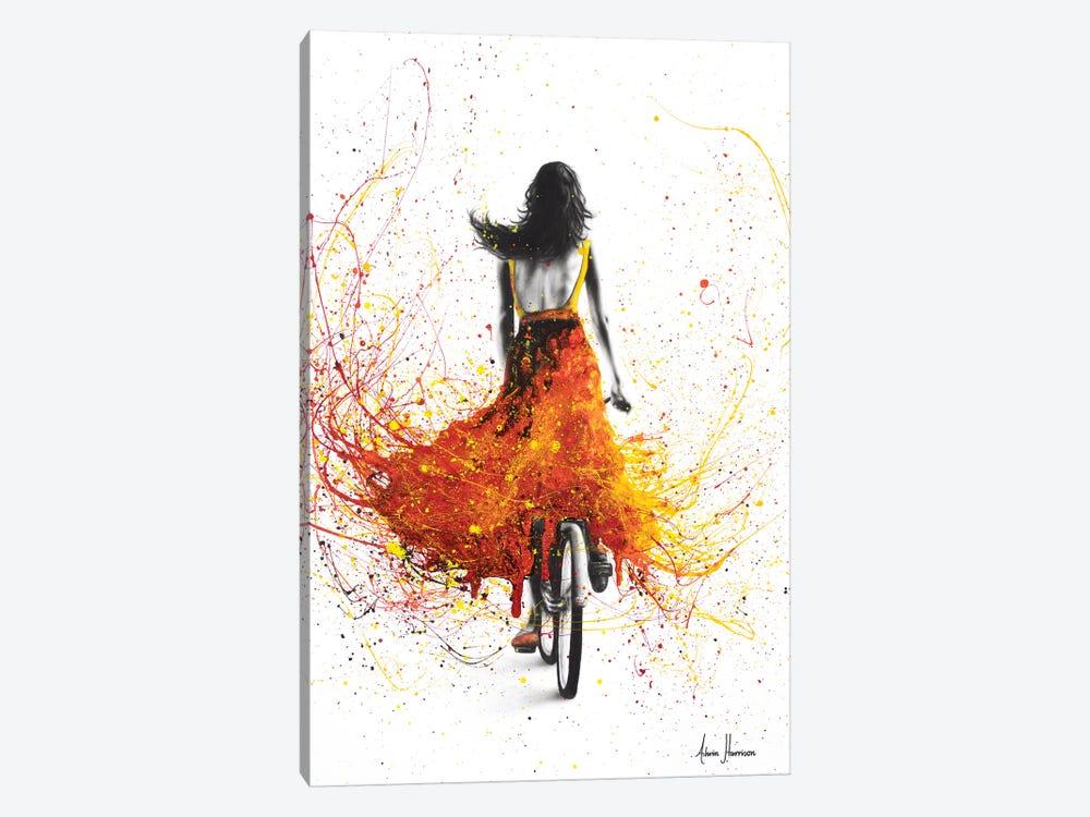Finding Flames by Ashvin Harrison 1-piece Canvas Wall Art