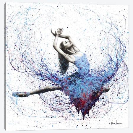 Pianissimo Dance 3-Piece Canvas #VIN216} by Ashvin Harrison Canvas Print