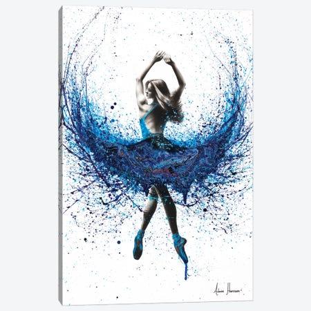 Western Sea Dance Canvas Print #VIN221} by Ashvin Harrison Canvas Print