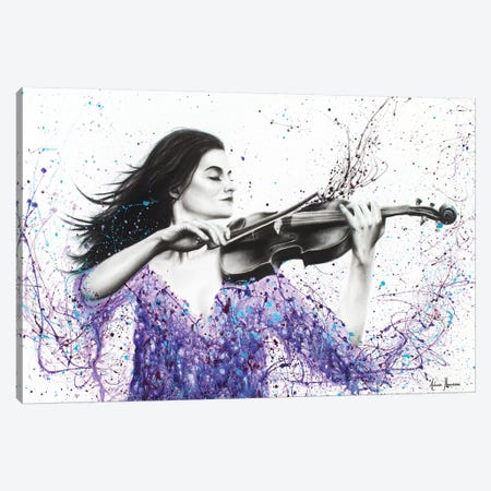Allegro Concerto Canvas Print #VIN222} by Ashvin Harrison Canvas Art Print