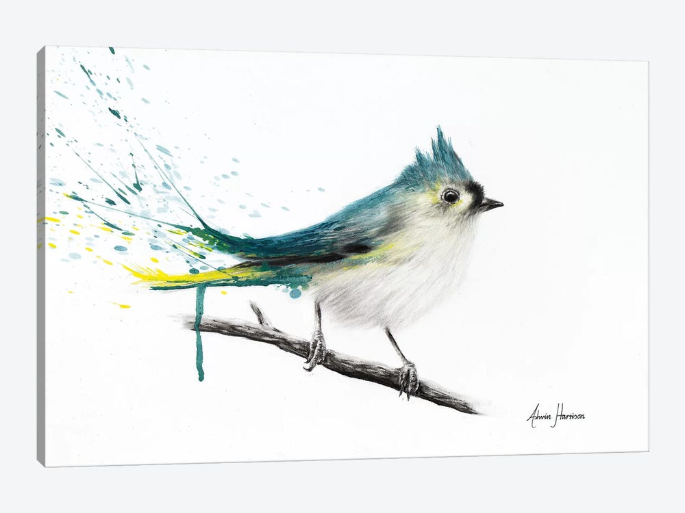 Change in The Air by Ashvin Harrison 1-piece Canvas Print