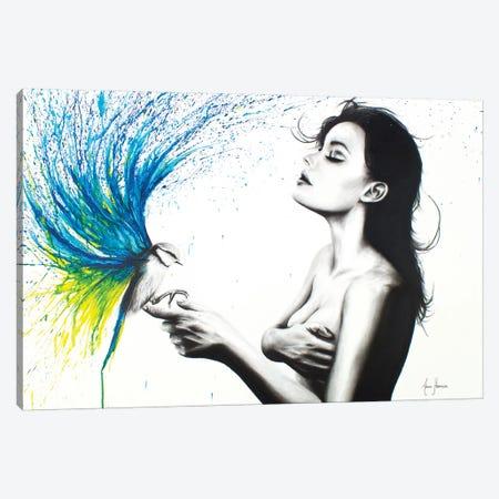 Freedom With Bird Canvas Print #VIN232} by Ashvin Harrison Canvas Artwork