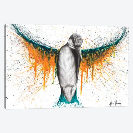 Divine Rising Canvas Print #VIN23} by Ashvin Harrison Canvas Print