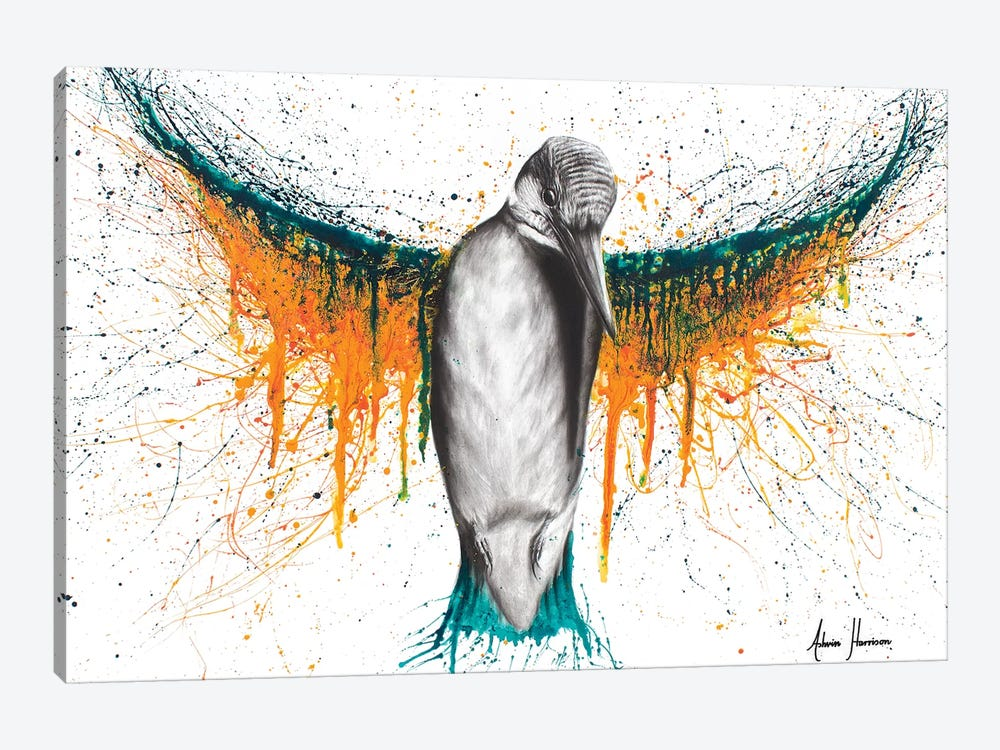 Divine Rising by Ashvin Harrison 1-piece Canvas Art