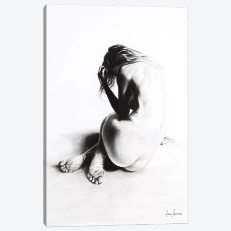 Emotional Beauty Canvas Print #VIN24} by Ashvin Harrison Canvas Artwork