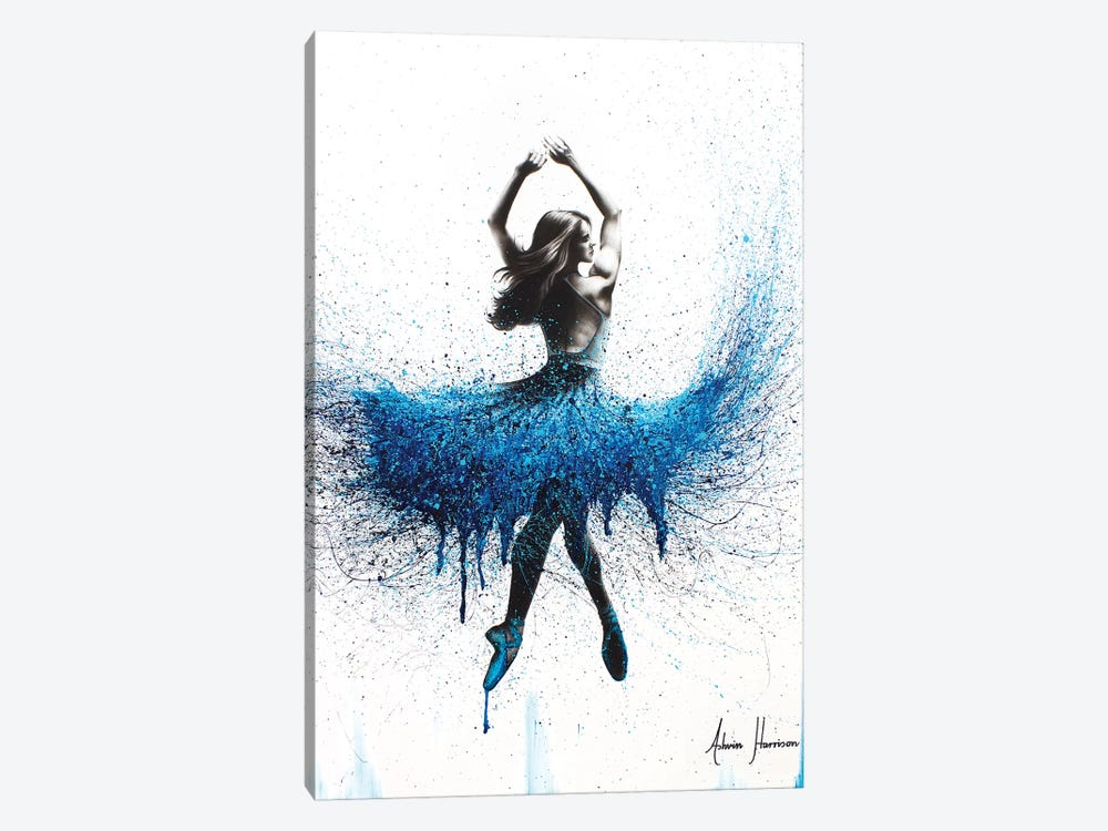 Evening Sonata by Ashvin Harrison 1-piece Canvas Artwork