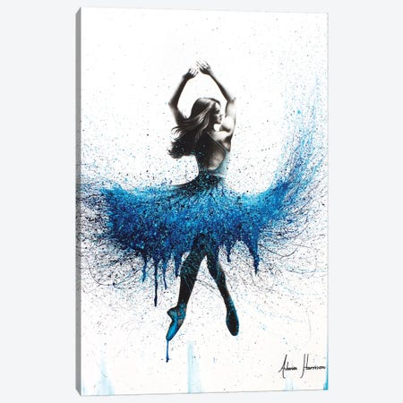 Evening Sonata Canvas Print #VIN25} by Ashvin Harrison Canvas Wall Art