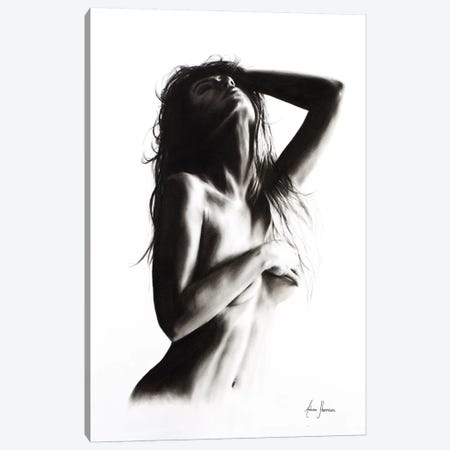 Existential Woman IV Canvas Print #VIN26} by Ashvin Harrison Canvas Artwork