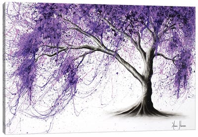 Dream Tree Eternity Canvas Art Print