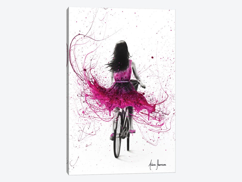 Quintessential Cycle by Ashvin Harrison 1-piece Art Print